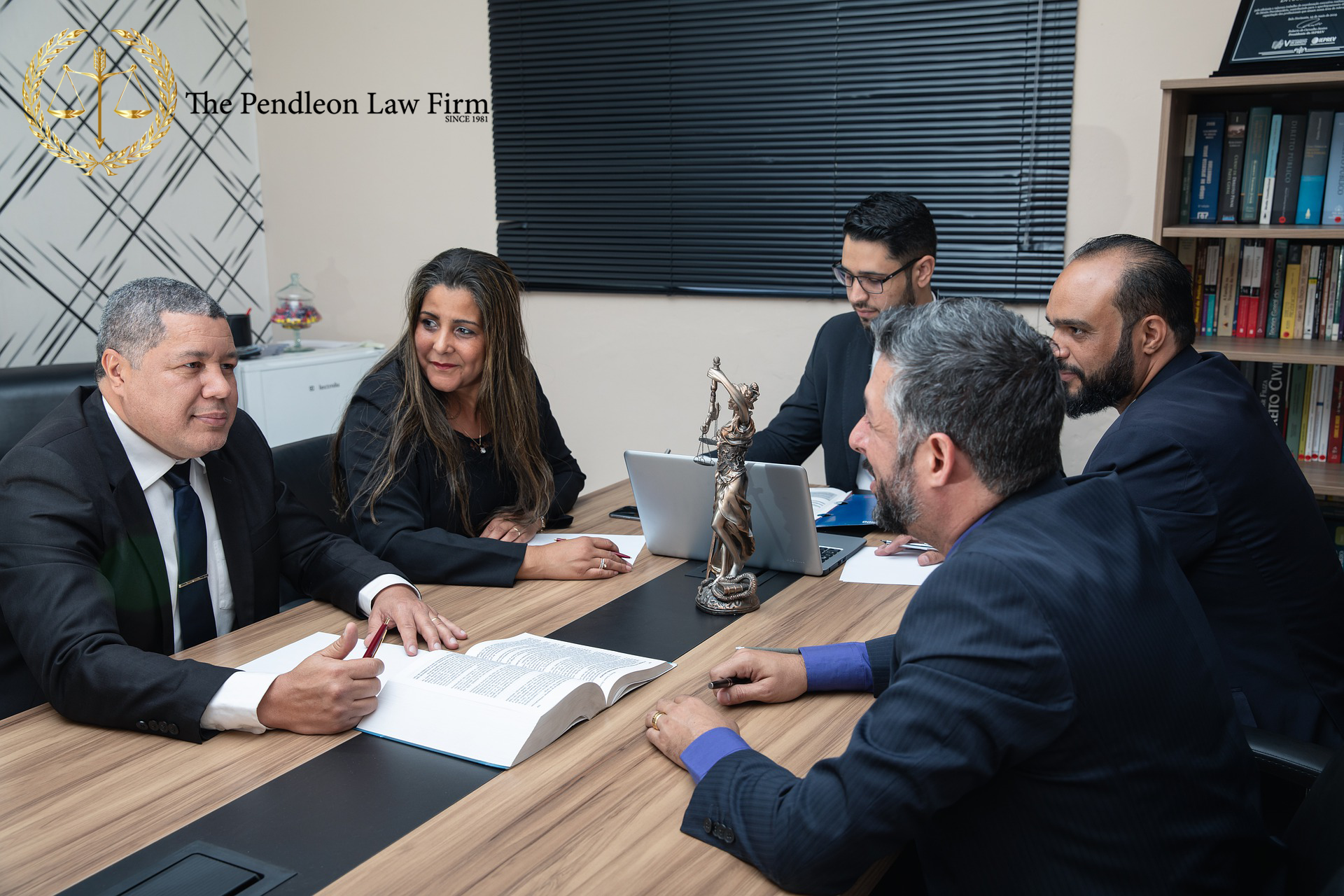 The Pendleon Law Firm